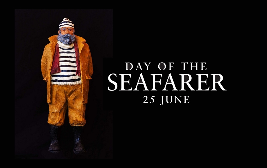 The anomaly of the Day of the Seafarer