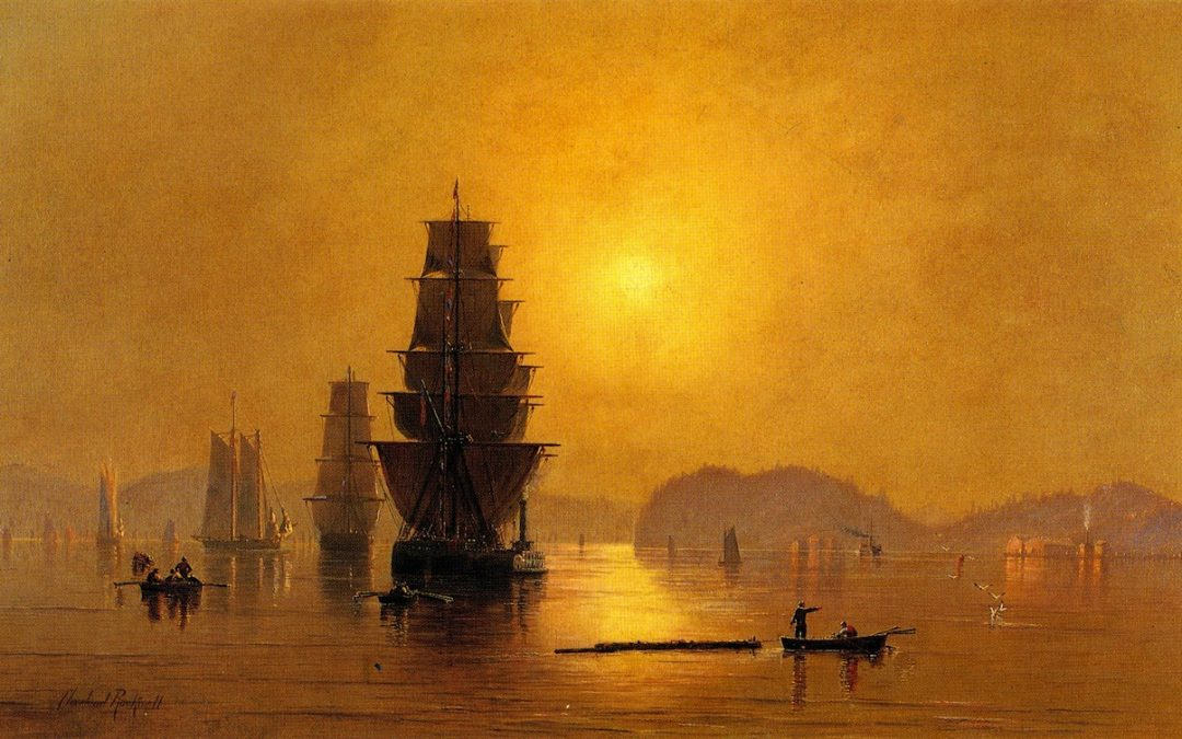 Sunrise at sea: six glorious paintings you will love