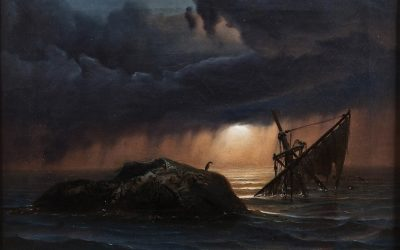 Six paintings of shipwrecks that will blow your mind