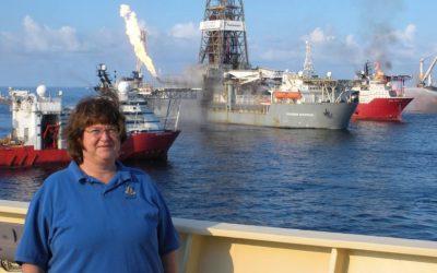 Jill Friedman: the captain as artist and photographer