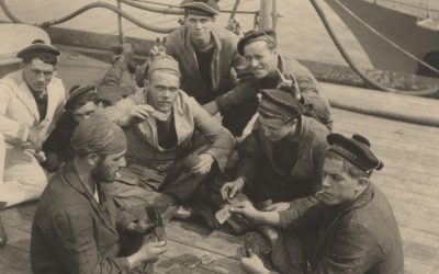 A dozen great quotes about sailors and life at sea