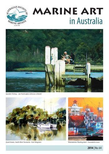 Marine Art in Australia (newsletter, issue 2014 No. 64)