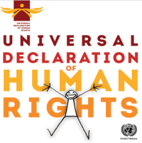 Universal Declaration of Human Rights (illustrated)