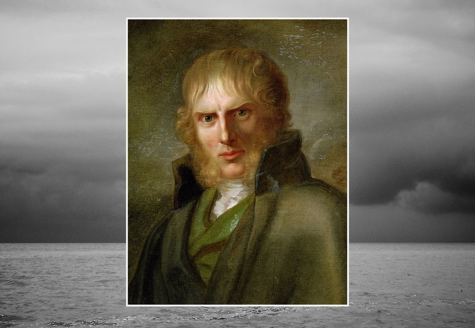 Sea, sky and the sublime: Caspar David Friedrich's art
