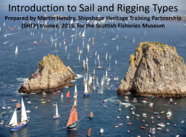 Introduction to Sail and Rigging Types by Martin Hendry (illustrated)