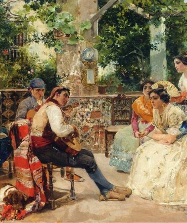Spanish Ladies: three versions of an old naval song