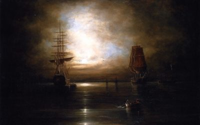 Sea by moonlight: 14 paintings that can mesmerise