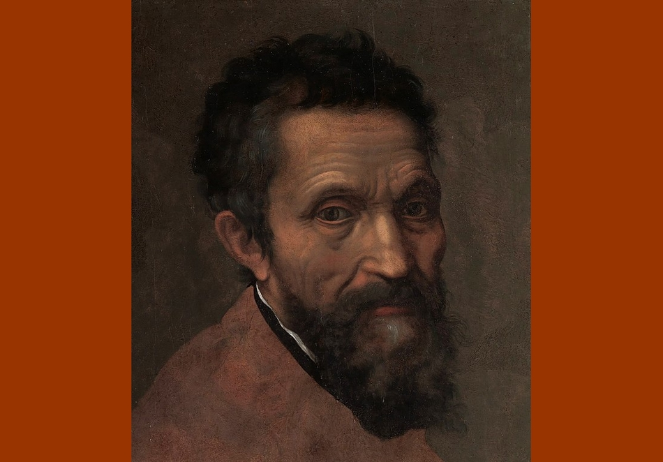 Can you imagine a seascape painting by Michelangelo?