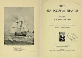 SHIPS, SEA SONGS AND SHANTIES