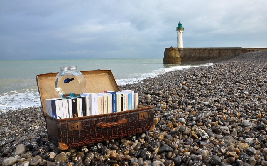 Why seafarers should cultivate a love for books