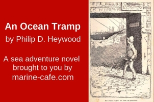 An Ocean Tramp by Philip D. Heywood