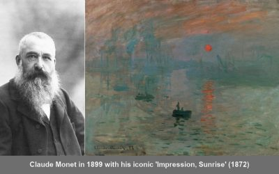 Immortal impressions: Claude Monet's marine paintings