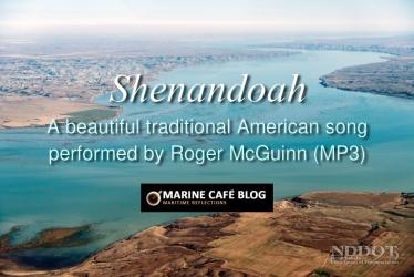 Shenandoah (traditional American folk song in MP3)