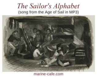 The Sailor's Alphabet (sea song in MP3)