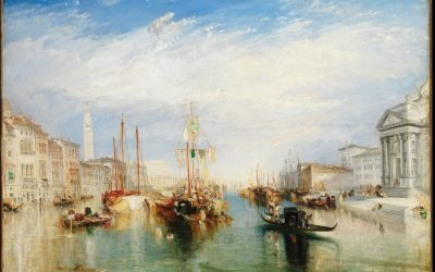 A quick journey to Venice through art and poetry