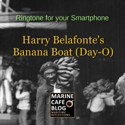 Banana Boat (Day-o) by Harry Belafonte (ringtone for smartphone)