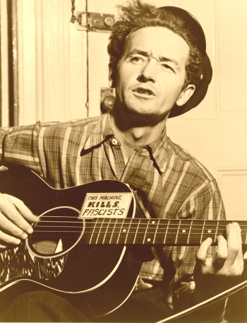 Blow the Man Down (sea shanty) by Woody Guthrie