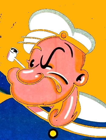 Popeye the Sailor (ringtone for iPhones)