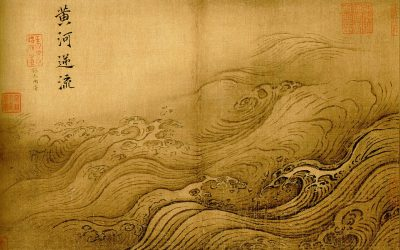 Immortal rivers in traditional Chinese art and poetry