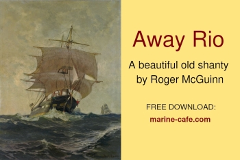Away Rio by Roger McGuinn (shanty in MP3)