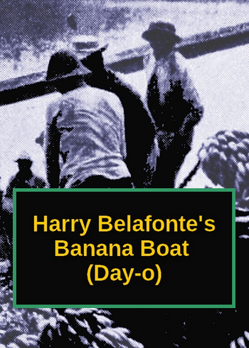 Banana Boat (Day-o) by Harry Belafonte (for iPhones)