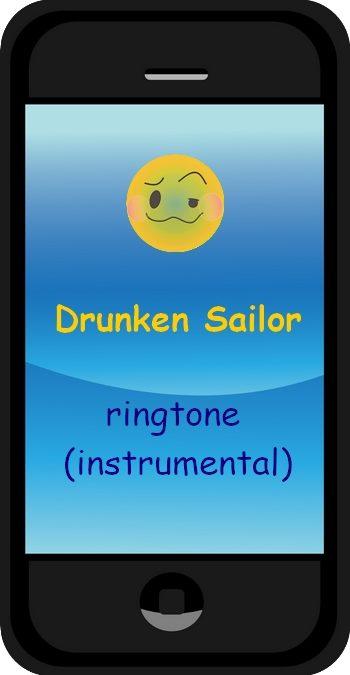 Drunken Sailor (ringtone for smartphones – instrumental)
