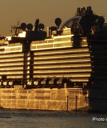 Mega cruise ships: Glorified monsters of the sea