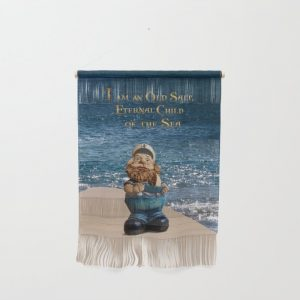 Old Salt Sailor - Wall Hanging