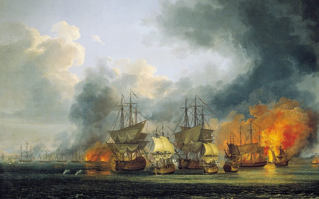 Battles at sea: 12 artworks that pack a punch