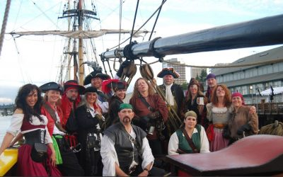 What's behind the enduring fascination with pirates?