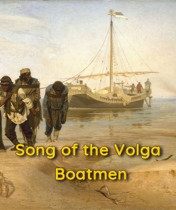 Song of the Volga Boatmen (orchestral music, MP3)