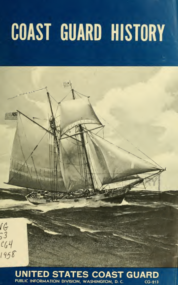 Coast Guard History (magazine about the United States Coast Guard, PDF)