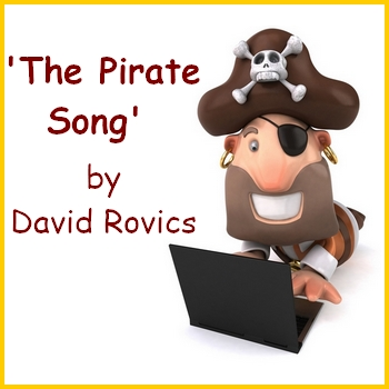 The Pirate Song by David Rovics (pop song in MP3)