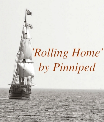 Rolling Home by Pinniped (folk song in MP3)