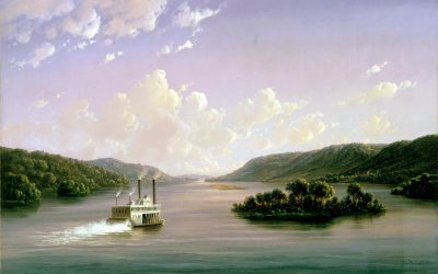 Marvellous American art inspired by the Mississippi River