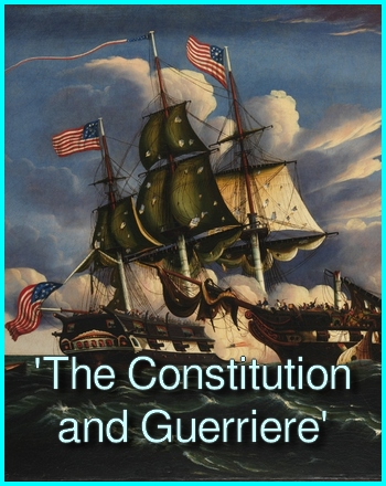 The Constitution and Guerrière by Mordy Bauman (traditional song, for iPhone)
