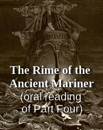 Samuel Taylor Coleridge's The Rime of the Ancient Mariner (oral reading in MP3)