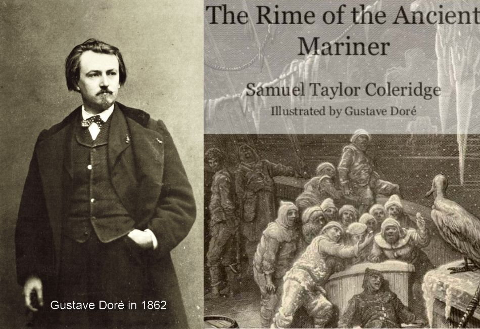 The art of Gustave Doré: Spicing up a classic sea poem