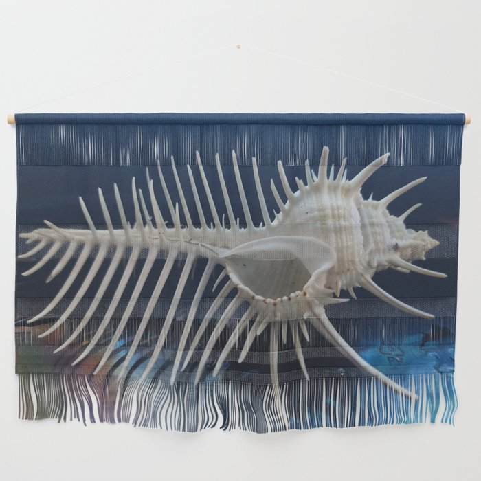 Shell Fantasy 1 Wall Hanging