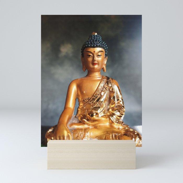 Medicine Buddha Mini Art Print