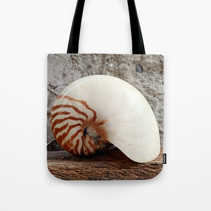 Seashell Series (No. 1) Tote Bag