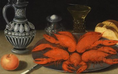 The bounty of the sea celebrated in still life paintings