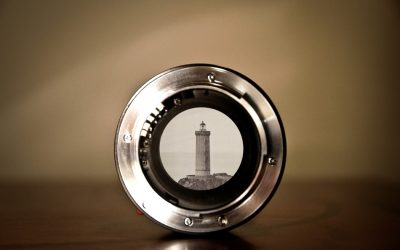 Lighthouses shine through in 100-plus years old photos