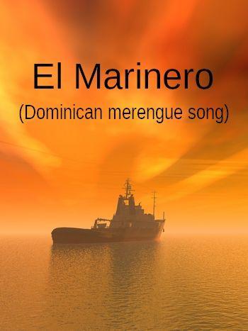 El Marinero (Dominican merengue song, MP3)