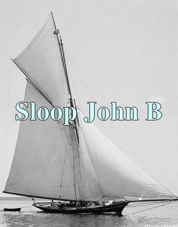 Sloop John B by Pete Seeger (folk song in MP3)