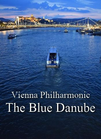 The Blue Danube by the Vienna Philharmonic (waltz music, MP3)
