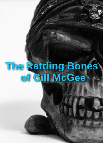 The Rattling Bones of Gill McGee by The Black Bones (pirate song in MP3)