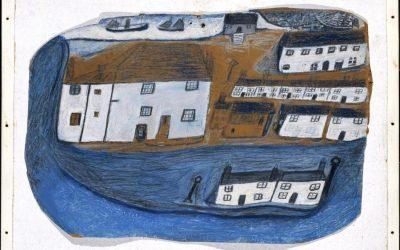 Windjammers and steamers: Alfred Wallis' delightful art
