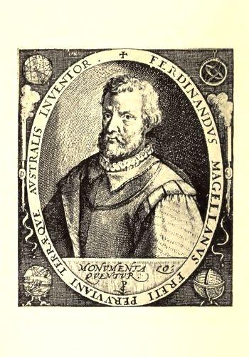 Ferdinand Magellan by E.F. Benson