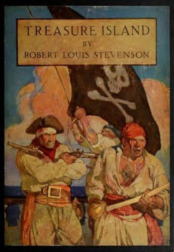 Treasure Island by Robert Louis Stevenson (classic adventure novel, PDF)